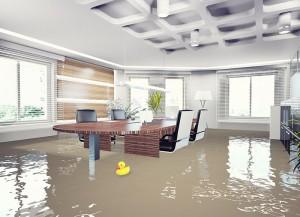 Dégât d'eau et inondation